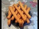 Сырная Соломка / Сырные Палочки / Cheese Sticks / Простая Закуска / Пошаговый Рецепт