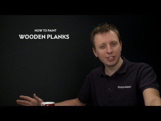 WHTV Tip of the Day - Wooden planks.