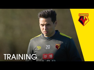 TRAINING | Hornets return to UCL