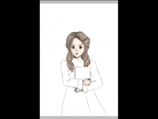 Liesel - fast drawing - from