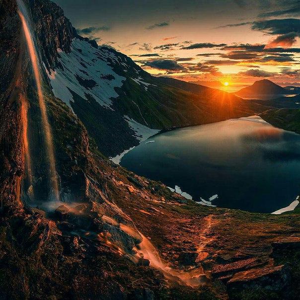 Роскошные пейзажи Норвегии - Страница 3 WAMK3ru1hF4