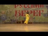 Куликова Алина.Взрослые 1 КУБОК МИРА ФОЛК- 3 место. Русский Берег 2015 179