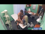 Fake hospital hot Italian babe big tits xxx porn