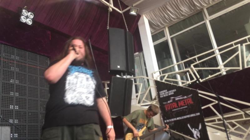 Brain Defloration @ Black Sea Metal Festival (14.07.2017)