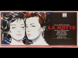 La Notte (1961) M. Antonioni 1961  M. Mastroiann, Monica Vitti, Jeanne Moreau