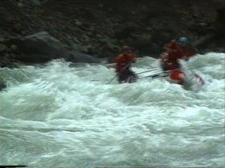 Весенние реки КАВКАЗА