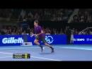 Федерер - Тсонга (доминация Роджера, теннис)