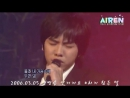 Lee Seung Gi - Words That Are Hard To Say Inkigayo – Mutizen Song (05.03.2006)