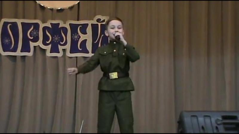Максим Киселев Песенка фронтового шофера
