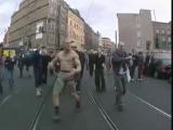 Techno Viking vs. Feindflug_(360p) hd  dance body blonde