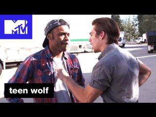 A Day With Miam BTS - Teen Wolf (Season 6B) - MTV