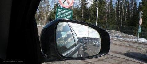 Из-за ужесточения погранконтроля майские пробки на финской границе будут больше  Пассажирам рекомендуется з...