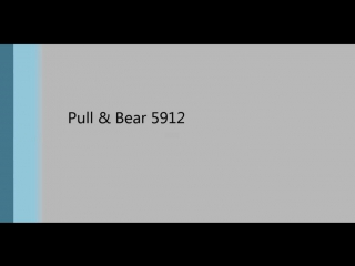 Магазин Pull&Bear. Виолетта. Здравствуйте.