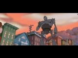 The Iron Giant 1999 Animation Full Movie in English eng