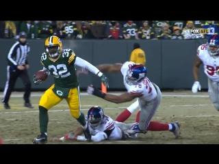 Wild Card Weekend New York Giants@Green Bay Packers part 2