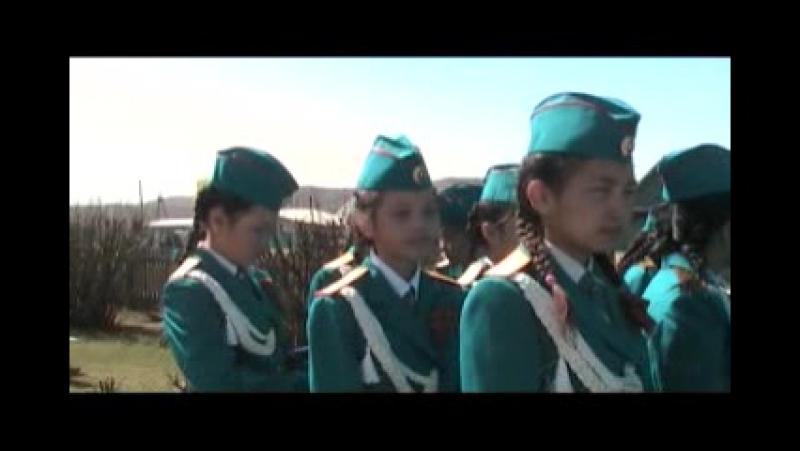 2017год 9МАЯ Сделано ДББ с. Хара-Шибирь Могойтуйского района Заб. края