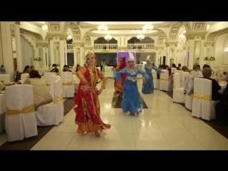 попурри танец Гүлдер-Ай & Cұлтан