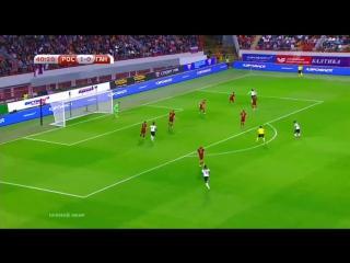 Россия - Гана 1-0 (6 сентября 2016 г, товарищеский матч)