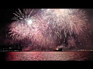 Фестиваль фейерверков 2016 в Геленджике