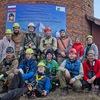 Соревнования по технике ПромАльпа в Иркутске '17