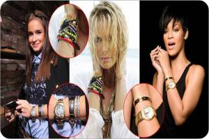 На какой руке носят часы девушки