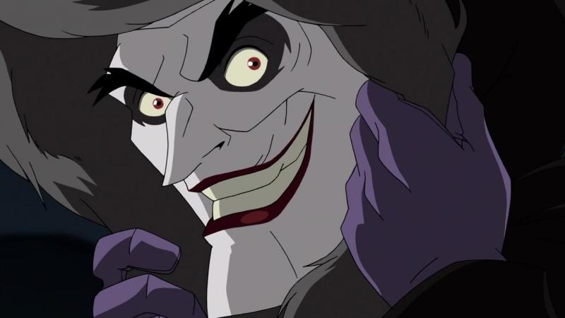 джокер убивает робина Джейсона Тодда.