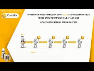 Схема как работает ProkMLM