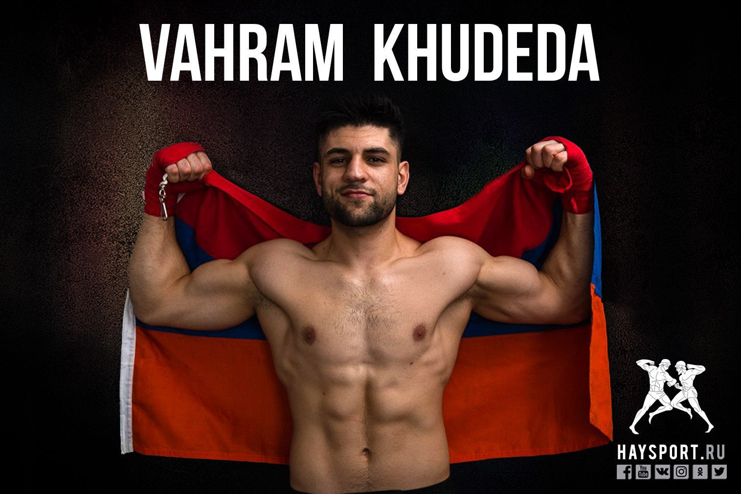 <b>Vahram Khudeda: I am very proud of our nation!</b>