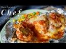 セロリと薄焼き卵のチキンロール|Bon Appétit Chef