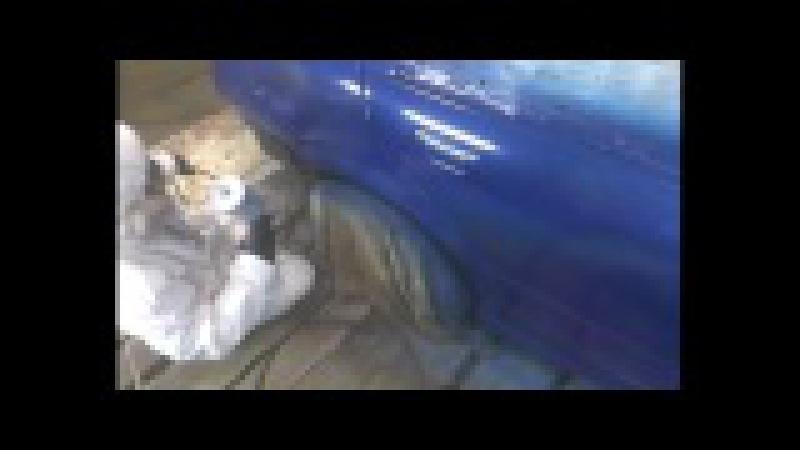 эксклюзивная покраска флейками голограмма перелив радуги по автомобилю бмв е36 3...