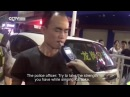 Drunk on melodrama: Driver fails to evade alcohol test
