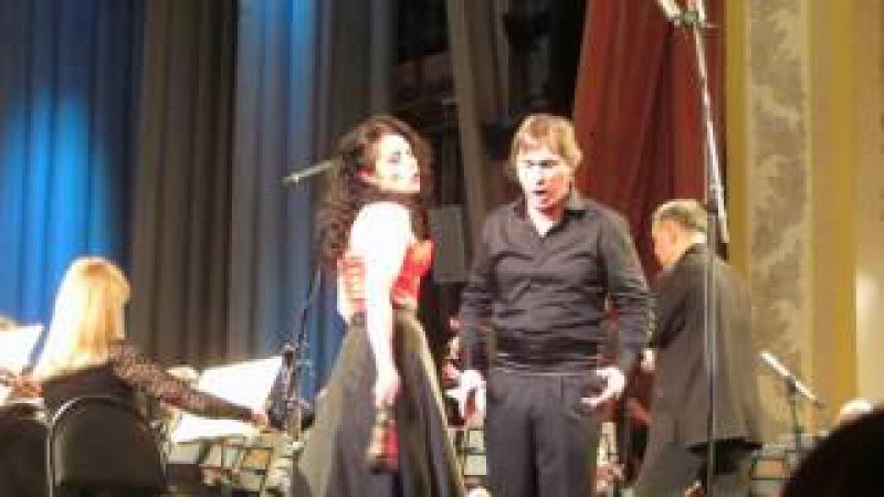 Ильгам ВалиевIlgam Valiev, Анастасия ЛепешинскаяAnastasia Lepeshinskaya - Final duet (Carmen)