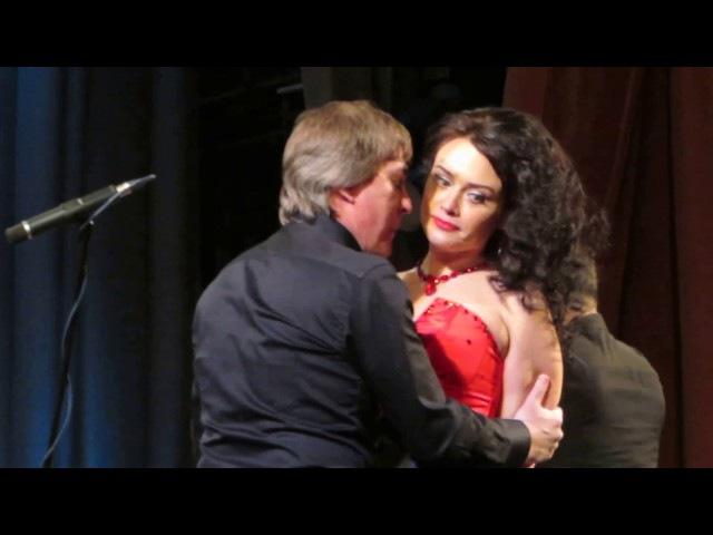 Анастасия ЛепешинскаяAnastasia Lepeshinskaya - Seguidilla (Carmen) - 27.02.2017