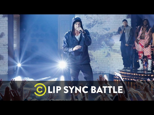 Lip Sync Battle Michael Phelps