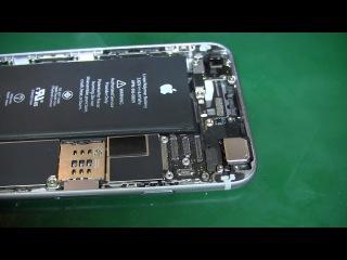 iPhone 6 не работает датчик приближения