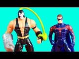 Batman &amp Robin Toys Action Figure Collection With Bane Poison Ivy And Batgirl