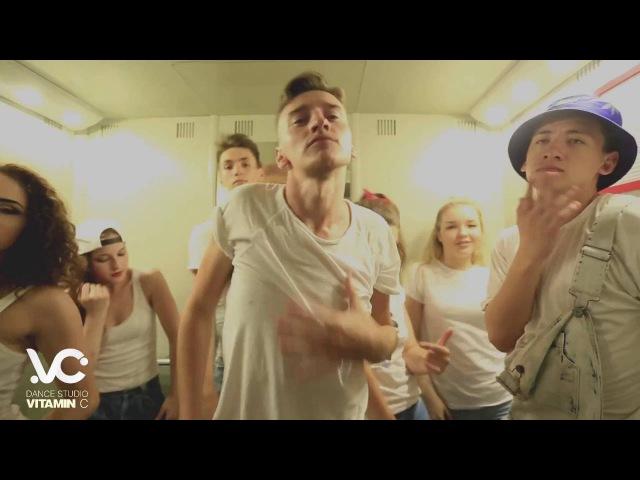 dance studio [VITAMIN C]_JAZZ-FUNK - ВЫХОДНОЙ_