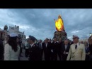 ➀ Festa di San Nicola 2017 BARI: Molo San Nicola Sbarco della Statua del Santo e Processione