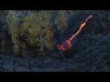 Witness the Destructive Power of Lava at Hawaii Volcanoes National Park