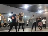 JJ Pachanga in Astana. Boogaloo workshop