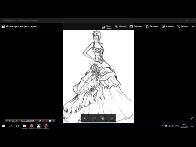 Как научиться рисовать эскиз для принятия заказа?/Вопрос-Ответ