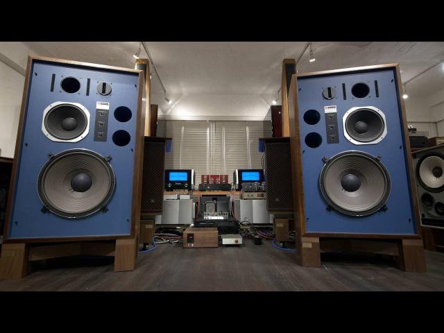 JBL 4344 w/ Genuine Re-coned Upgraded Diaphragms, Perfect Restored ケンリックより一級レストア品の音 3