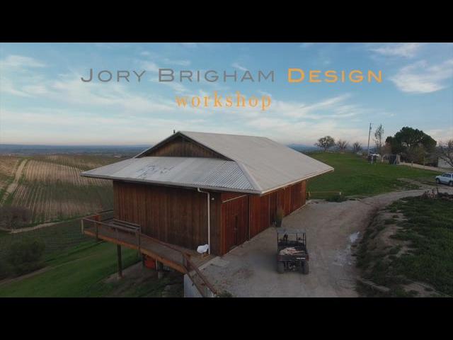 Jory Brigham Design | Workshop
