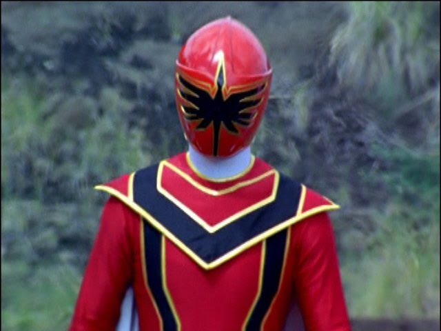 Power Rangers Mystic Force - First Morph and Fight.