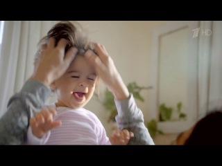Реклама Pampers active baby-dry 2017 (памперс актив беби драй)