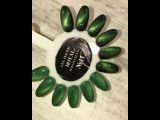 Гель лаки Royal серия Magnit Cat Eye оттенки 11-15  интернет-магазин d-nails.by