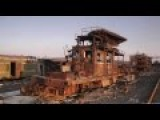 Норильск-сортировочная  Norilsk marshalling yard