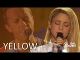 Shakira y Coldplay - Yellow (Global Cityzen)