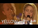 Shakira y Coldplay Yellow Global Cityzen