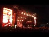 DRAGONFORCE ft. PelleK - Through The Fire And Flames [Metaldays 2016]